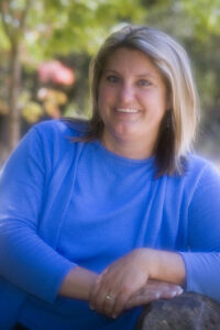 Christy Hoss Author Picture